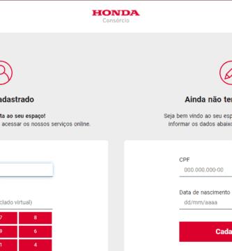 Como Consultar Consórcio Honda Pelo CPF